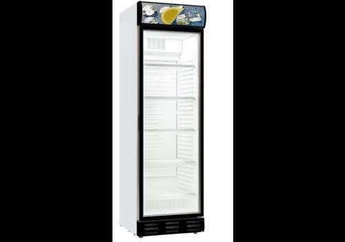 ProChef Réfrigérateur 1 porte en verre sens ouverture porte gauche