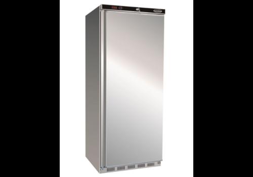 ProChef Réfrigérateur en acier  | 1 porte | 775x695x1885mm