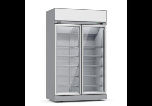ProChef Réfrigérateur   2 portes   Verre