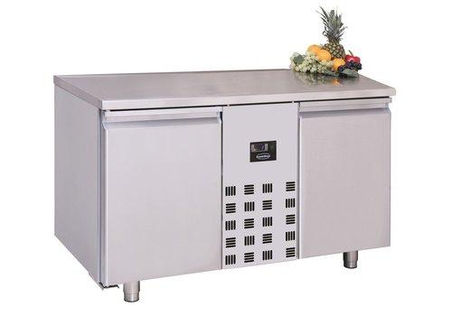 Combisteel Table réfrigérée / 2 portes Mono Block