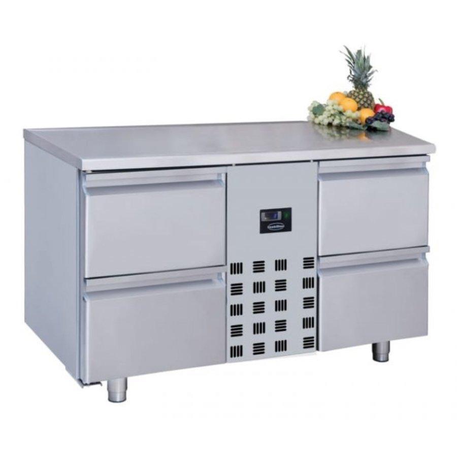 Table réfrigérée / 2 portes Mono Block