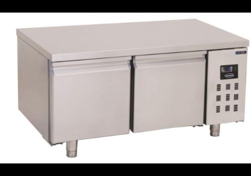 Combisteel Table réfrigérée positive | 2 portes