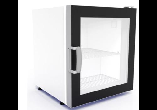 ProChef Congélateur  de table | porte en verre | 542x566x628mm