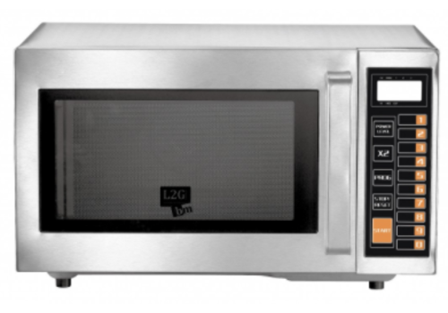 Saro Micro-ondes   Inox   520Lx 456Px 312H mm