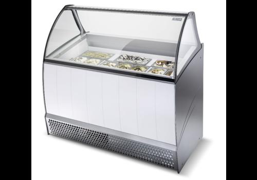 ProChef Présentoir à glaces   2 tailles   -14/-16