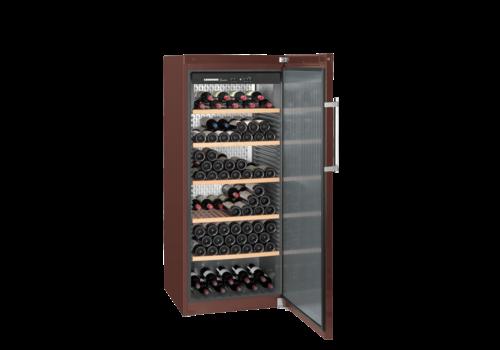 Liebherr Armoire à vin avec porte blinde 201 Bouteilles