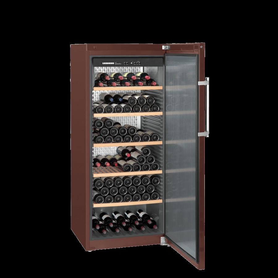 Armoire à vin avec porte blinde 201 Bouteilles