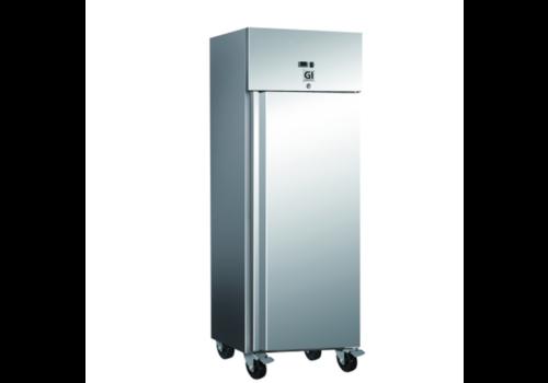 ProChef Acier inoxydable 600 litres réfrigérateur,