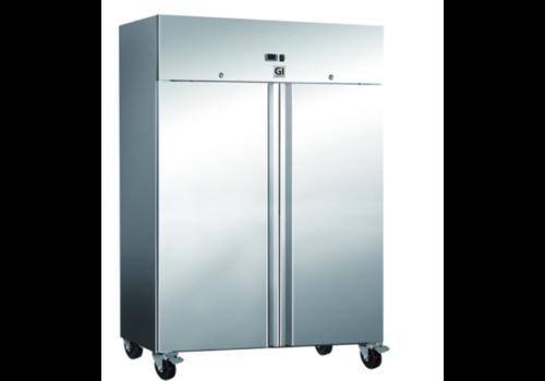 ProChef Acier inoxydable 1200 litres réfrigérateur
