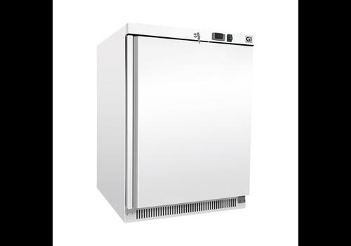 ProChef réfrigérateur en acier inoxydable | 200 litres | De 0°C à 10°C