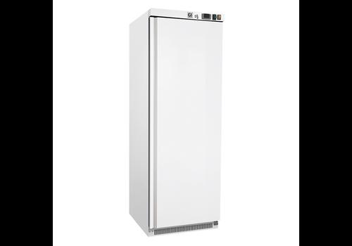 ProChef Congélateur en acier blanc | 400 litres | refroidi statiquement
