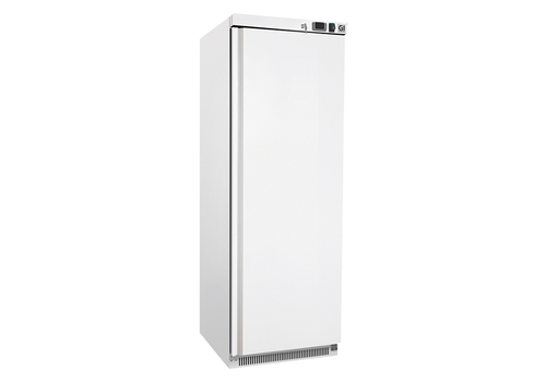 ProChef Congélateur en acier blanc | 600 litres | refroidi statiquement