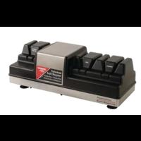 Aiguiseur de couteaux électrique professionnel   111(h)x143(b)x224(d)mm