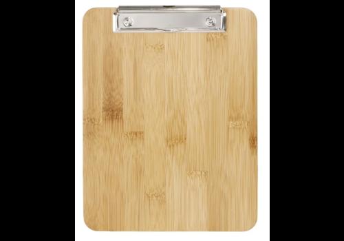 Olympia Planche porte menu bambou