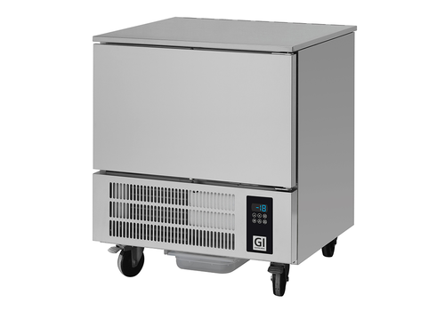ProChef congélateur rapide | 5x GN1/2 ou 5x | 600x400mm