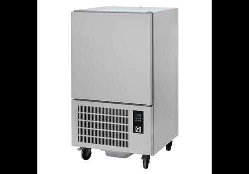 ProChef congélateur rapide, 10x GN1/1 ou 10x 600x400mm
