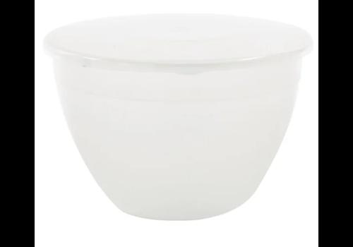 ProChef Moules à pudding en polypropylène avec couvercles Kitchen Craft 140ml (lot de 12)
