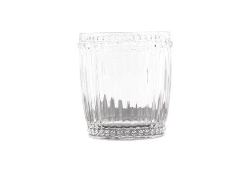 ProChef Verres à whisky transparents Olympia Baroque 325ml (lot de 6)