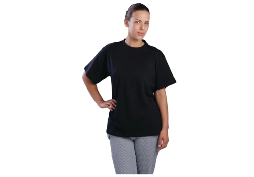 ProChef T-shirts Essentials noirs | quatre tailles (lot de 2)