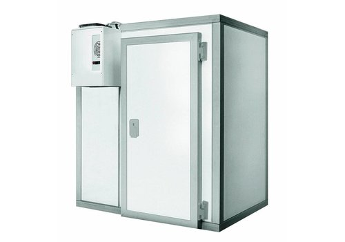 ProChef Chambre froide Professionnelle | 165 x 195 x 220 cm | Plage de température 0 / +10 degrés