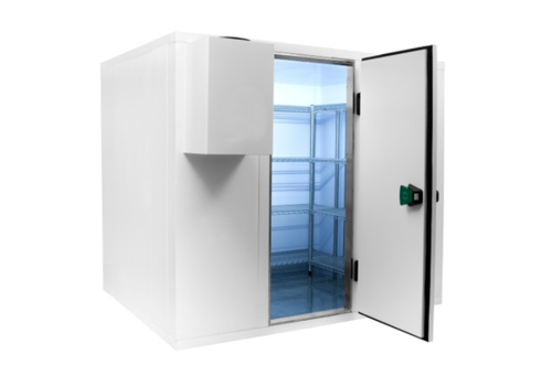 ProChef Chambre froide Professionnelle | 150x210x220 cm | Plage de température 0 / +5 degrés