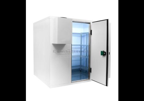 ProChef Chambre froide Professionnelle | 180x240x220cm | Plage de température 0 / +5 degrés