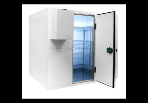 ProChef Chambre froide Professionnelle | 210x210x220cm | Plage de température 0 / +5 degrés