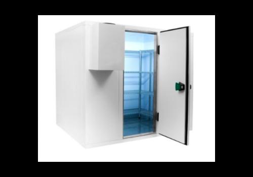 ProChef Chambre froide Professionnelle | 210x240x220cm | Plage de température 0 / +5 degrés