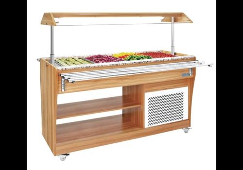 Polar Buffet-bar central réfrigéré