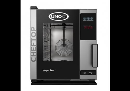 Unox ChefTop MindMaps ONE combisteamer   5x 2/3 GN   COMPACT