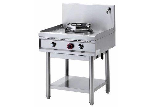 Diamond Fourneau wok   1 brûleur avec rideau d'eau   1 x 15kW