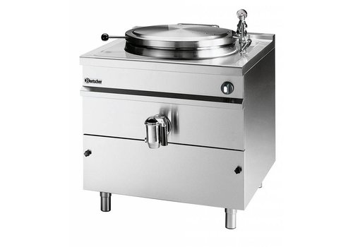 ProChef Marmite Électrique Inox | 36kW | Chauffage Indirecte | 500 Litres