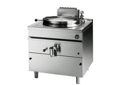 ProChef Marmite à Gaz Inox | 58kW | Chauffe Indirecte | 500 Litres