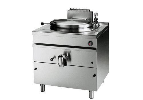 ProChef Marmite à Gaz Inox | 48kW | Chauffe Indirecte | 300 Litres
