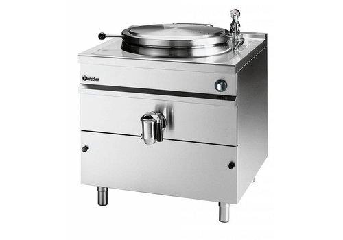 ProChef Marmite Électrique Inox | 32kW | Chauffage Indirecte | 200 Litres