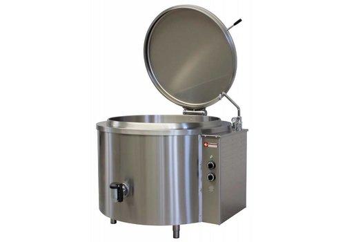 ProChef Marmite ronde électrique | 300 litres | chauffage indirect | 36kW/400V | Ø1200x900(h)mm