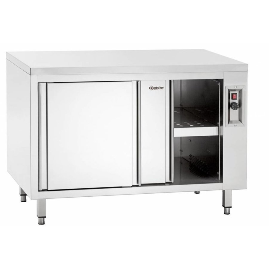armoire Chauffante   Portes Coulissantes   2 Kw   200x70x(h)85 / 90cm