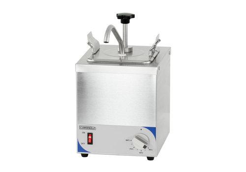 Casselin pompe à sauce Chauffant   200W   L 20,6 x P 32 x H 35,5 cm
