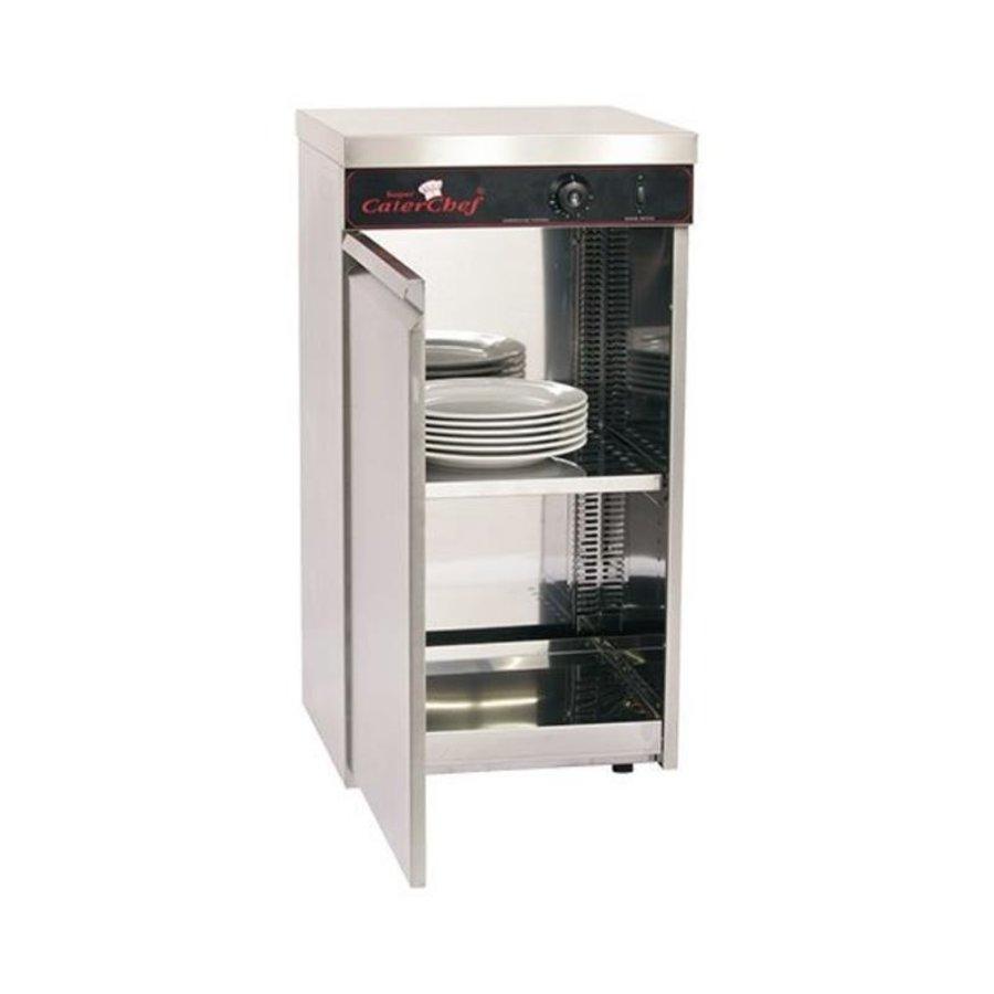 armoire chauffante 60 Assiettes - 750W - 45x45x(H)85cm