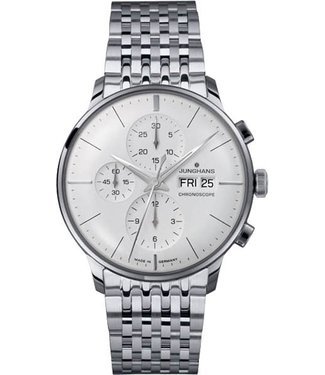 Junghans watches Watch Junghans Meister Chronoscope 027/4121.45 English