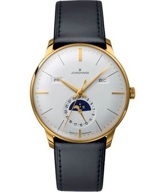 Junghans watches Watch Junghans Meister Calendar 027/7202.01 English