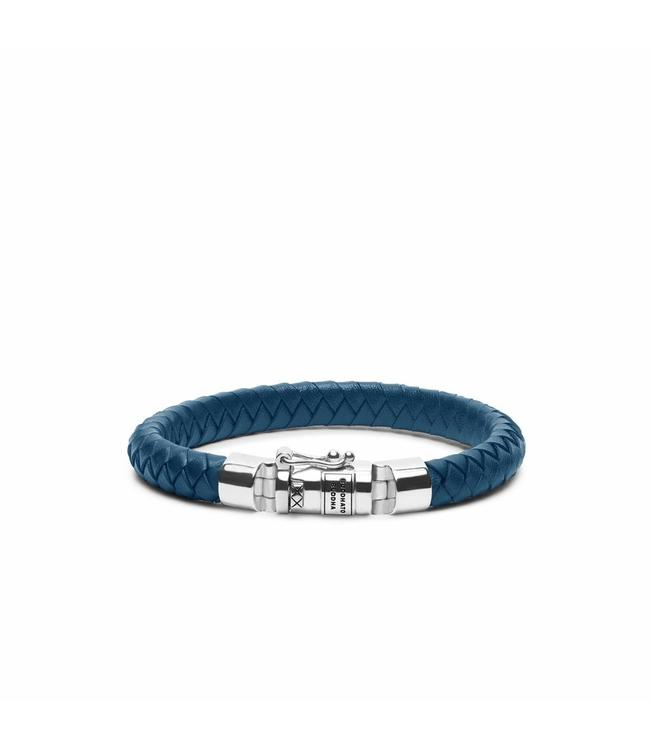 Buddha to Buddha Ben Small Leather Blue