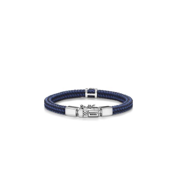 Buddha to Buddha Denise Cord Bracelet Mix Blue