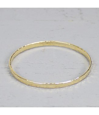 Jeh Jewels Ringing Band Gold Filled 3mm