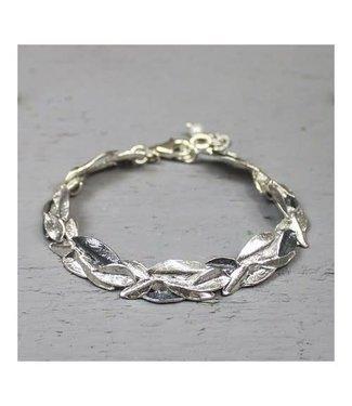 Jeh Jewels Bracelet oxy silver / white