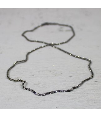Jeh Jewels Collier silver oxy 45cm