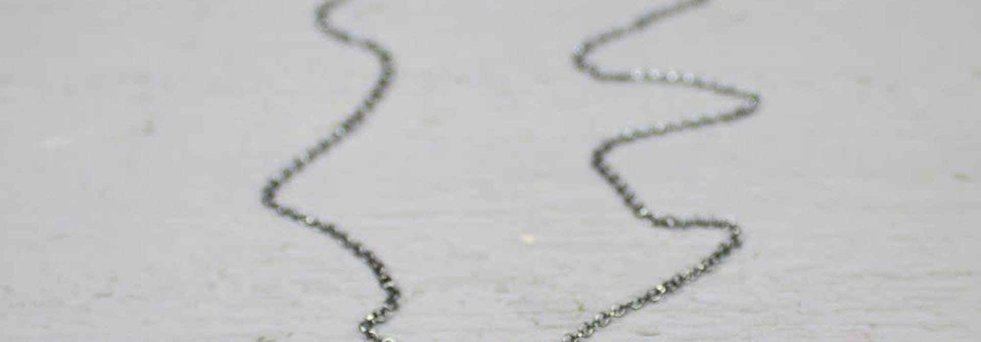 Collier silver oxy
