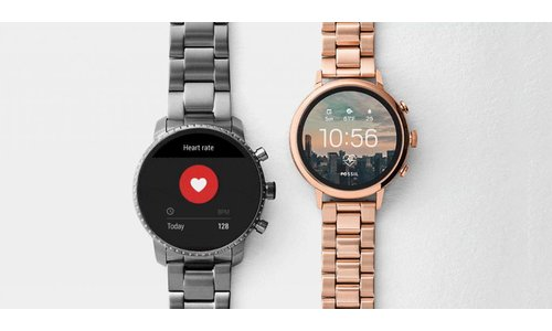 Touchscreen Smartwatch