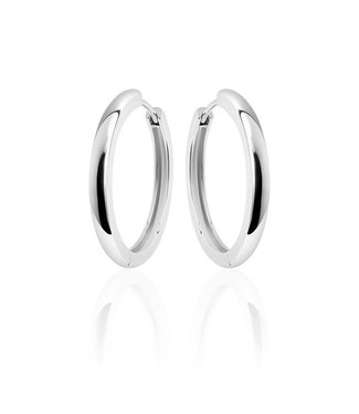 Selection Silver Hoops 3 * 30mm