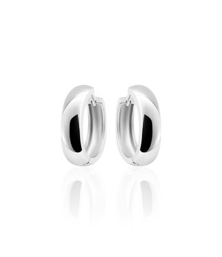 Selection Silver Hoops 5 * 30mm